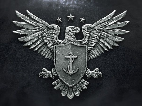 Eagle-Metalic-Logo-Design