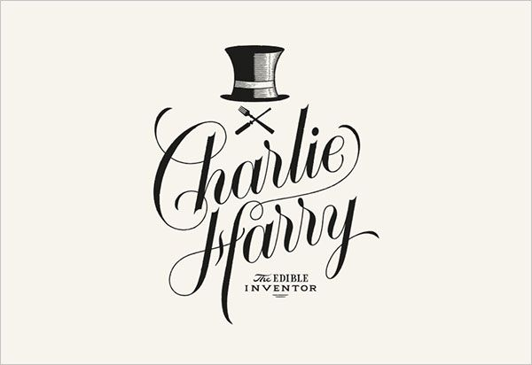 Hand-lettering-Logotypes